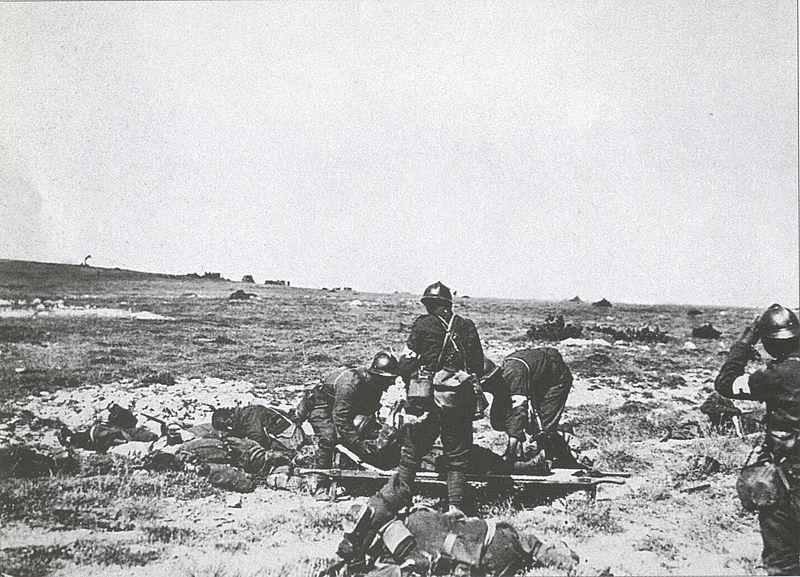 Фото 9. 800px-GreekWoundedRecovery de.wikipedia.org.jpg